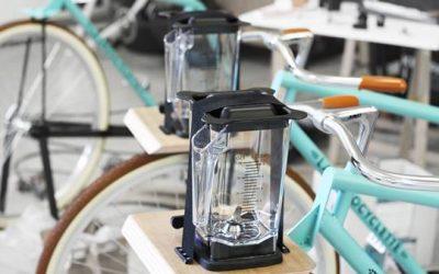 Instant sport et plein d'énergie avec La Smoocyclette, notre partenaire bien-être !